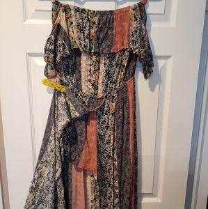 ILLA ILLA Other - Maxi Romper Dress